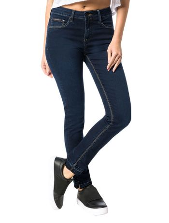 CALCA-CALVIN-KLEIN-JEANS-FIVE-POCKETS-SKINNY-HIGH-MARINHO