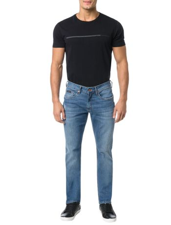 CALCA-CALVIN-KLEIN-JEANS-FIVE-POCKETS-SLIM-STRAIGHT-AZUL-MEDIO