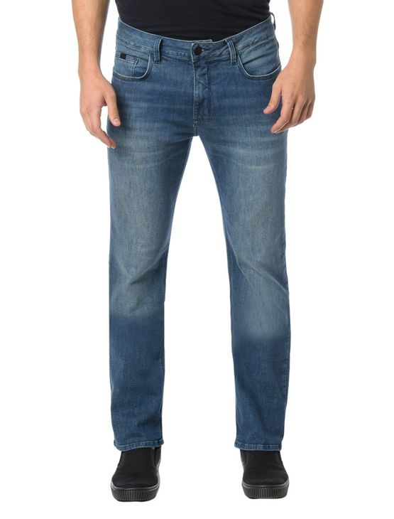 CALCA-CALVIN-KLEIN-JEANS-5-POCKETS-RELAXED-STRAIGHT-AZUL-MEDIO