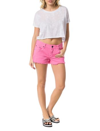 SHORTS-COLOR-CALVIN-KLEIN-JEANS-FIVE-POCKETS-ROSA-MEDIO