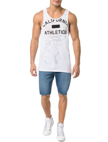 REGATA-CALVIN-KLEIN-JEANS-CALIFORNIA-ATHLETICS-BRANCO