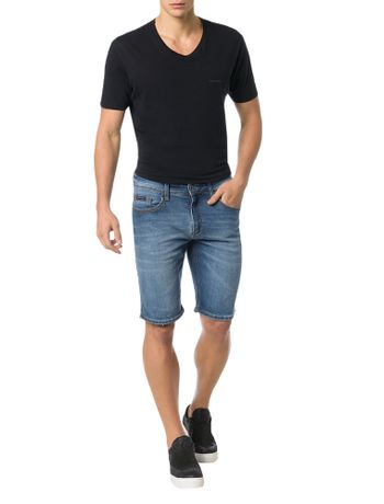 BERMUDA-CALVIN-KLEIN-JEANS-FIVE-POCKETS-DESTROYED-AZUL-MEDIO