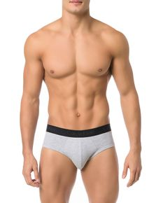 CUECA-BRIEF-CALVIN-KLEIN-UNDERWEAR-INFINITE-COTTON-MESCLA