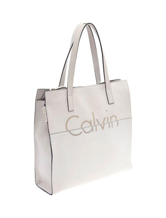 BOLSA-SHOPPING-CALVIN-KLEIN-JEANS-COURO-COM-CARTEIRA-OFF-WHITE