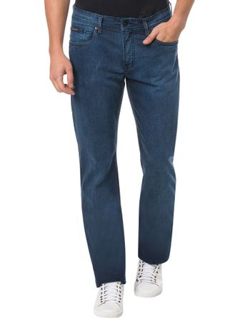 CALCA-CALVIN-KLEIN-JEANS-5-POCKETS-RELAXED-STRAIGHT-BLUE-BLACK