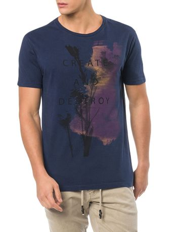 CAMISETA-CALVIN-KLEIN-JEANS-CREATE-AND-DESTROY-MARINHO