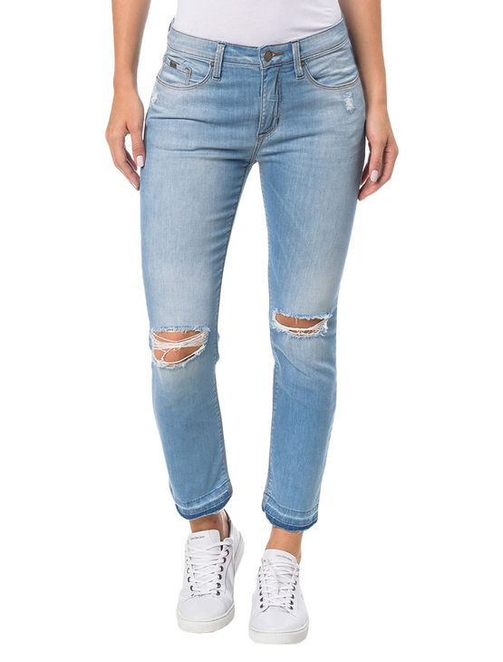 CALCA-CALVIN-KLEIN-JEANS-5-POCKETS-SUPER-SKINNY-HIGH-AZUL-CLARO