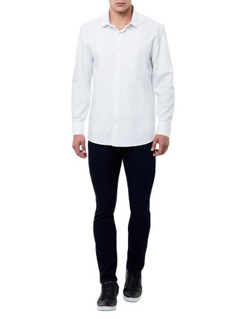 CAMISA-CALVIN-KLEIN-REGULAR-CANNES-BRANCO