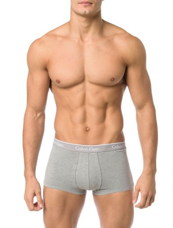 KIT-2-CUECAS-CALVIN-KLEIN-UNDERWEAR-LOW-RISE-TRUNK-CK-ONE-CINZA