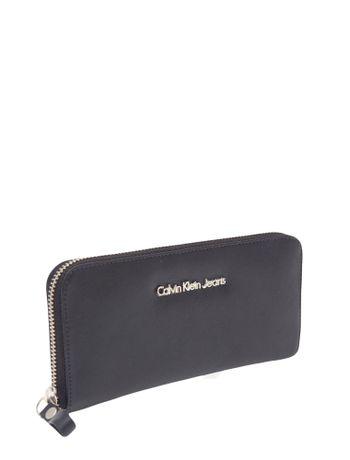 Carteira-Calvin-Klein-Jeans-Media-Ziper-Preto