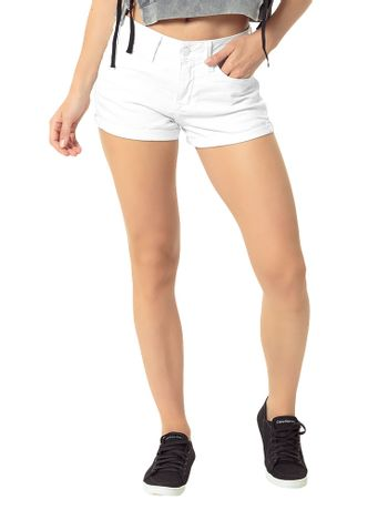 SHORTS-COLOR-CALVIN-KLEIN-JEANS-FIVE-POCKETS-COORD-SARJA-BRANCO