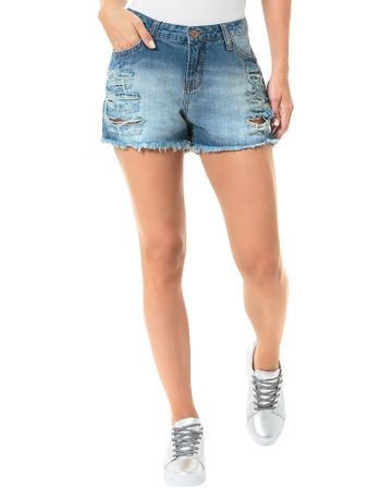 SHORTS-CALVIN-KLEIN-JEANS-FIVE-POCKETS-RASGOS-AZUL-MEDIO