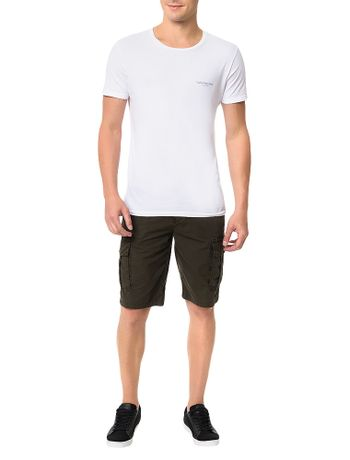 Bermuda-Color-Calvin-Klein-Jeans-Com-Cinto-De-Cadarco-Militar