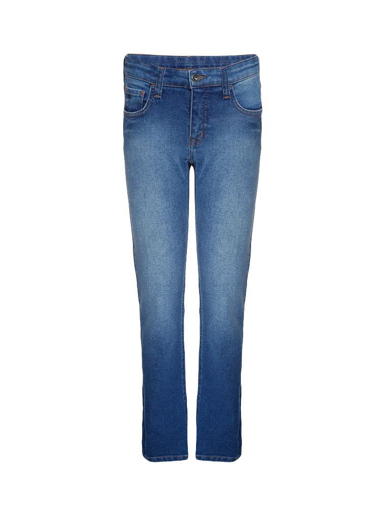 Calca-Jeans-Infantil-Calvin-Klein-Jeans-Five-Pockets-Skinny-Azul-Medio f24e35cc32