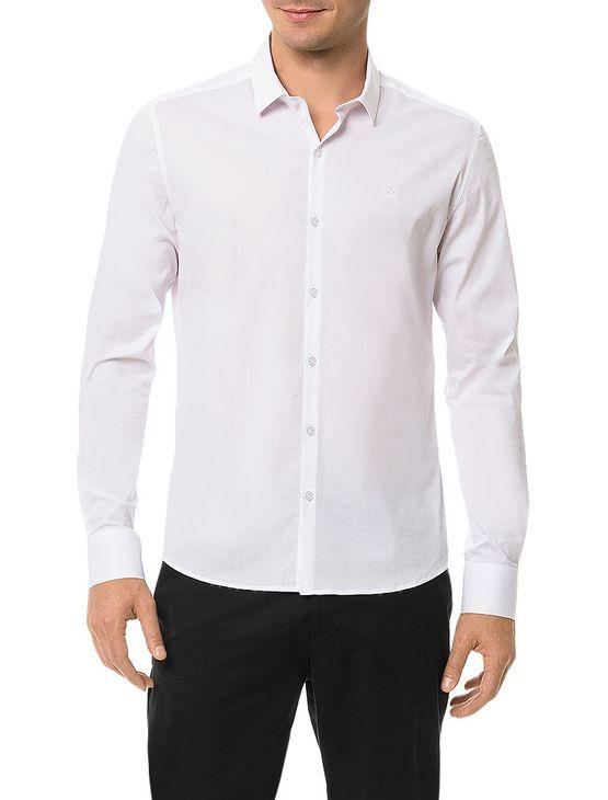 Camisa-Slim-Calvin-Klein-Cannes-Toque-Suave-Branco
