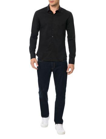 Camisa-Slim-Calvin-Klein-Cannes-Toque-Suave-Preto