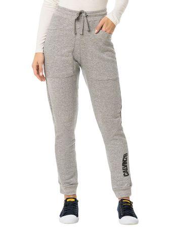 Calca-Malha-Calvin-Klein-Jeans-Com-Bordado-No-Bolso-Mescla