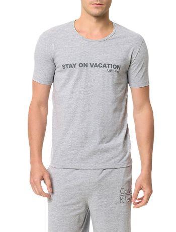 Camiseta-Calvin-Klein-Underwear-De-Cotton-Logo-Mescla
