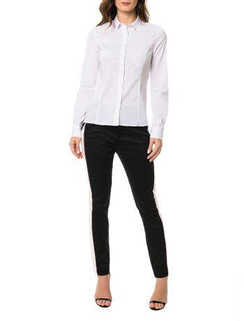 Camisa-Calvin-Klein-Branco