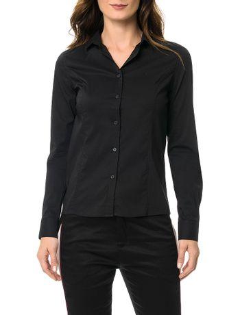 Camisa-Calvin-Klein-Preto
