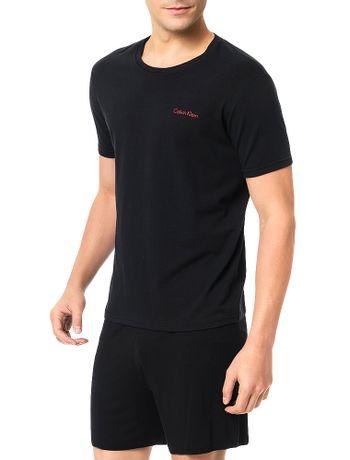 Camiseta-Calvin-Klein-Underwear-Pro-Red-Preto