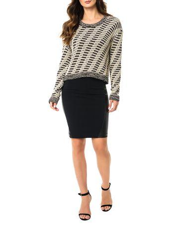 Blusa Xadrez Calvin Klein Vermelho - Calvin Klein b6cc4ebfaf012