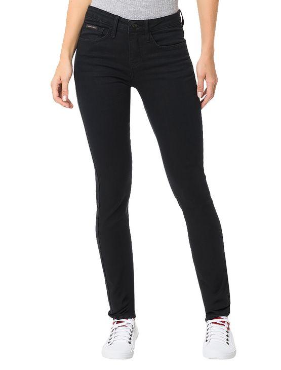 Calca-Calvin-Klein-Jeans-Five-Pockets-Jegging-Azul-Marinho