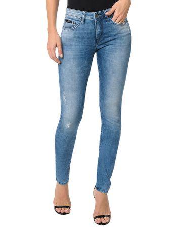 Calca-Calvin-Klein-Jeans-5-Pockets-Jegging-Azul-Medio