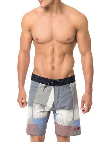 Bermuda-D-Agua-Calvin-Klein-Swimwear-Calvin-Grafite-Marinho