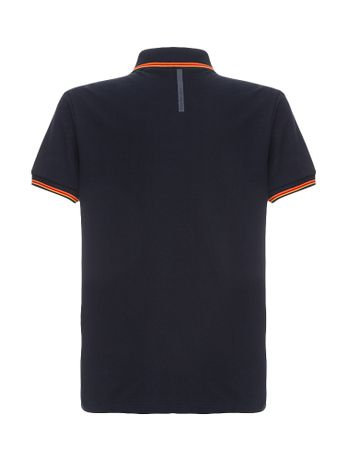 Polo-Infantil-Calvin-Klein-Jeans-Marinho