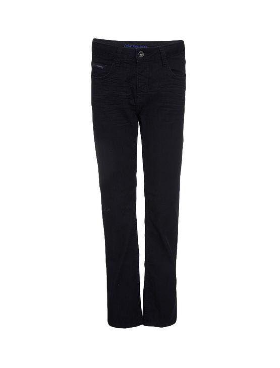 Calca-Jeans-Infantil-Calvin-Klein-Jeans-Five-Pockets-Straight-Preto