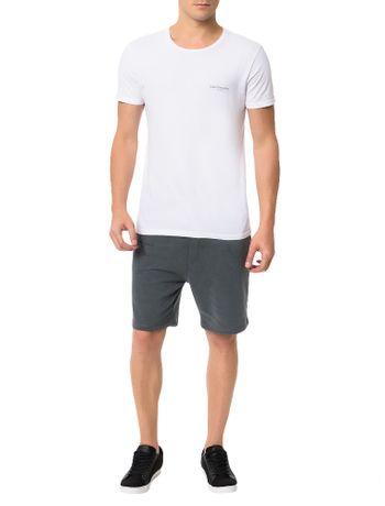 Bermuda-Calvin-Klein-Jeans-Logo-Ck-Chumbo