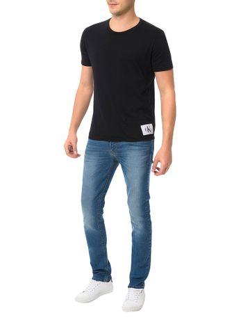 Calca-Jeans-Azul-Medio-Calvin-Klein-Jeans-5-Pockets-Super-Skinny