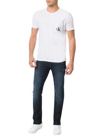 Calca-Calvin-Klein-Jeans-Five-Pockets-Skinny-Marinho