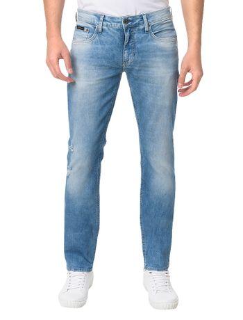 Calca-Calvin-Klein-Jeans-5-Pockets-Skinny-Marinho