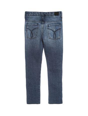 Calca-Jeans-Infantil-Calvin-Klein-Jeans-5-Pockets-Super-Skinny-Azul-Medio