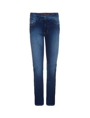 Calca-Infantil-Calvin-Klein-Jeans-Five-Pockets-Skinny-Azul-Medio