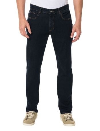 Calca-Jeans-Calvin-Klein-Slim-Escura-Marinho