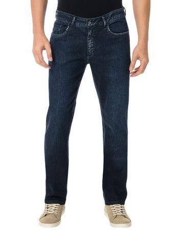 Calca-Jeans-Calvin-Klein-Straight-Escura-Marinho