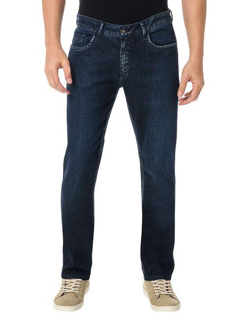 Calça Jeans Calvin Klein Straight Escura Marinho