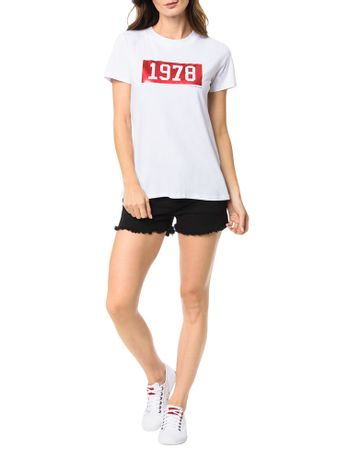 Blusa-Calvin-Klein-Jeans-Com-Estampa-Frontal-Branco