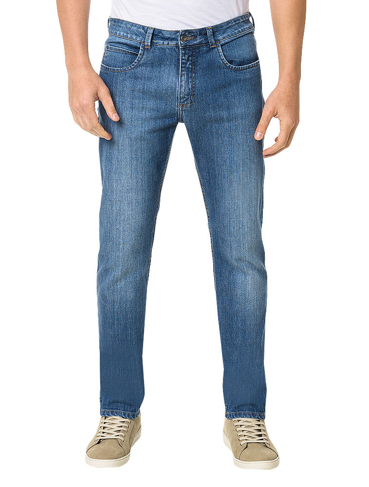 Calça Jeans Calvin Klein Skinny Clara Azul Claro - Calvin Klein 995478ca036