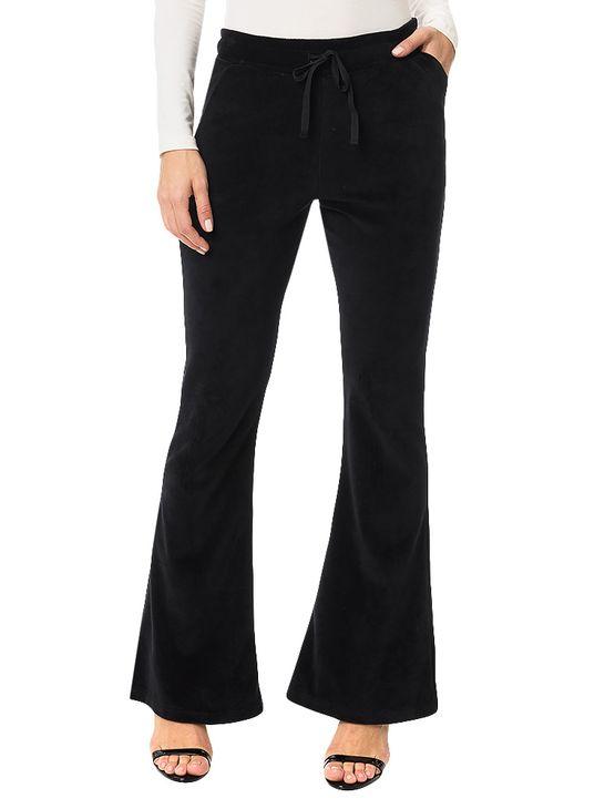 Calca-Malha-Calvin-Klein-Jeans-Com-Etiqueta-Personalizada-Preto