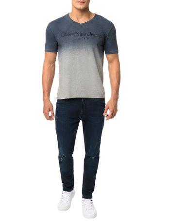 Camiseta-Calvin-Klein-Jeans-Logo-Degrade-Mescla