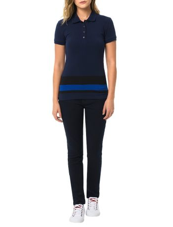 Polo-Calvin-Klein-Jeans-Listrada-Na-Barra-Marinho