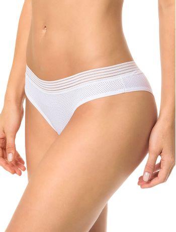 Calcinha-Tanga-Calvin-Klein-Underwear-Mixed-Mesh-Branco