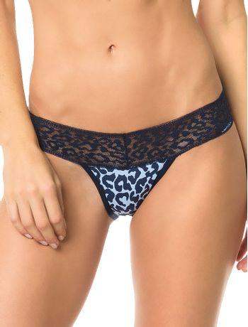 Calcinha-Tanga-Calvin-Klein-Underwear-Micro-Com-Renda-Animal-Marinho