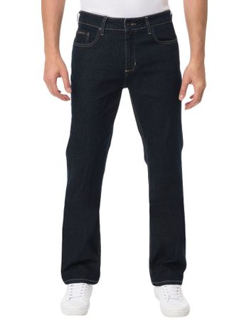Calca-Calvin-Klein-Jeans-Five-Pockets-Relaxed-Straight-Marinho