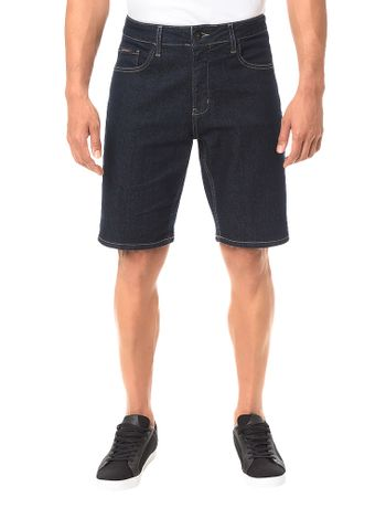 Bermuda-Calvin-Klein-Jeans-Five-Pockets-Marinho