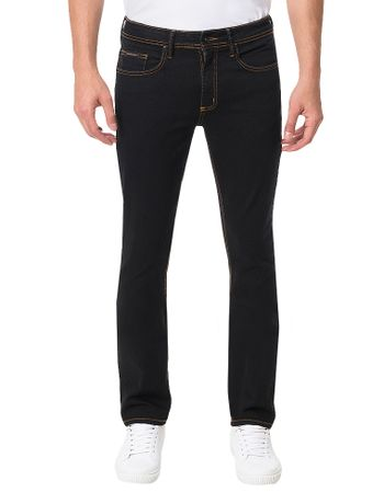 Calca-Calvin-Klein-Jeans-5-Pockets-Slim-Straight-Preto